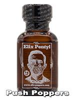 Poppers ELIX PENTYL - duży