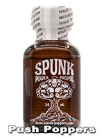Poppers SPUNK POWER PROPYL - duży