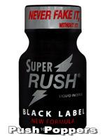 SUPER RUSH BLACK - mały