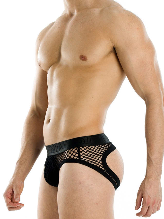 Modus Vivendi - Bottomless C -Through - czarny