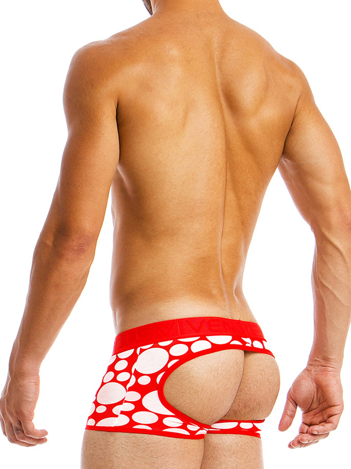 Modus Vivendi - Polkadot Bottomless - Red