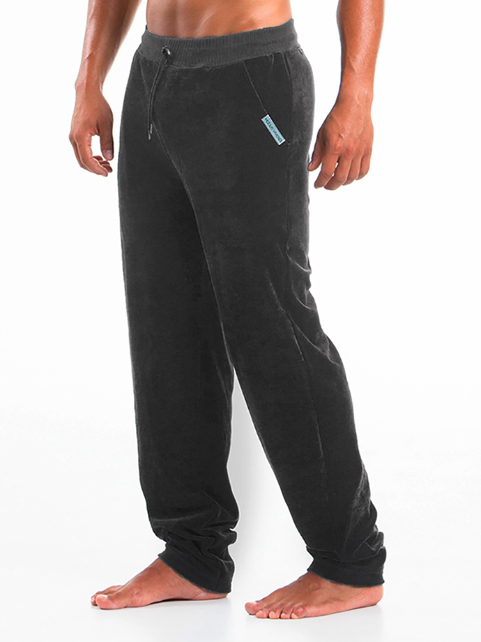 Spodnie dresowe Modus Vivendi - Wolf Lounge - szare