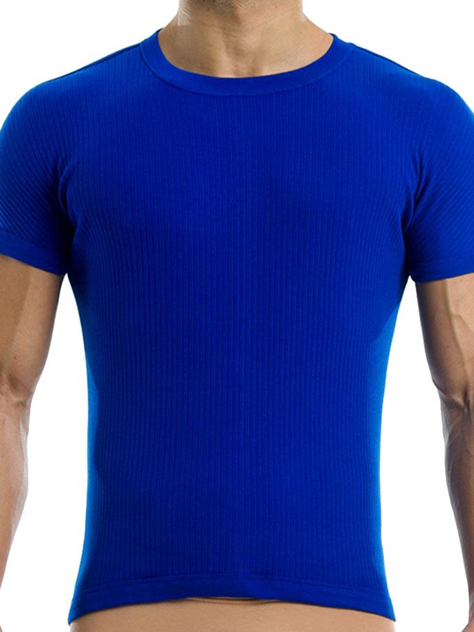 Koszulka Modus Vivendi - Broaded T-Shirt - niebieska