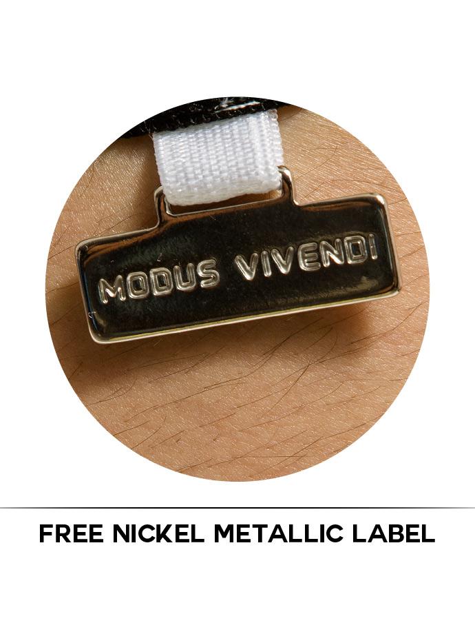 Modus Vivendi - Dusk 2 Dawn Low Cut Brief Silver