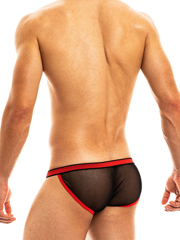 Modus Vivendi - Capsule Tanga Brief Black/Red