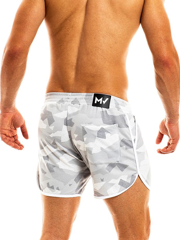 Modus Vivendi -  Capsule Training Short Grey