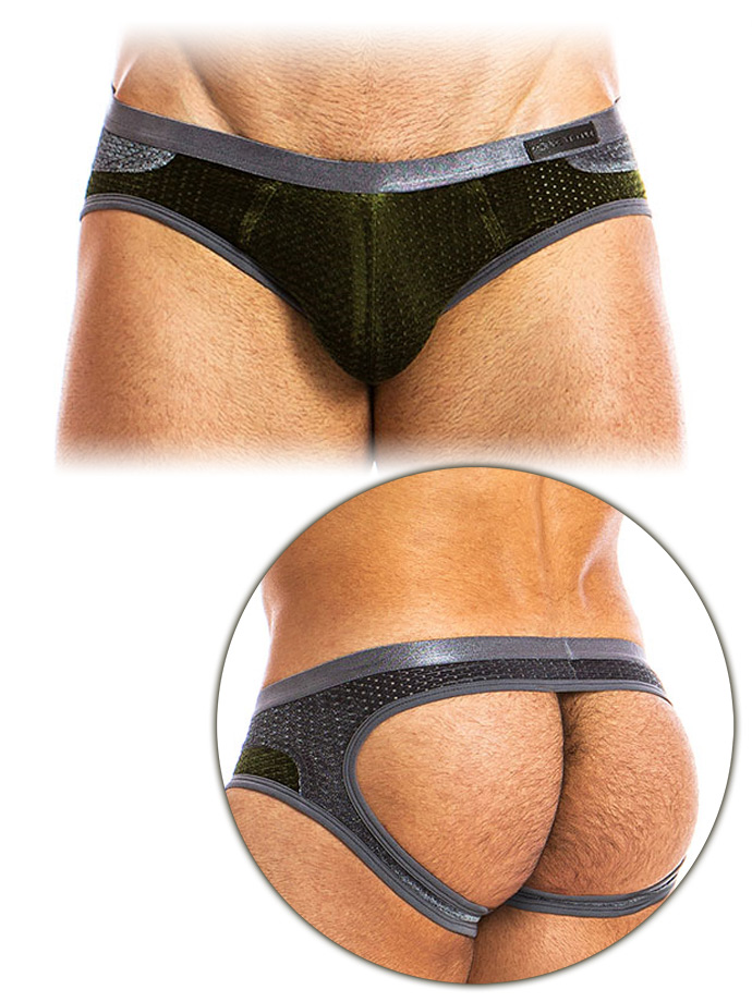 Modus Vivendi - Jock Bottomless - Khaki