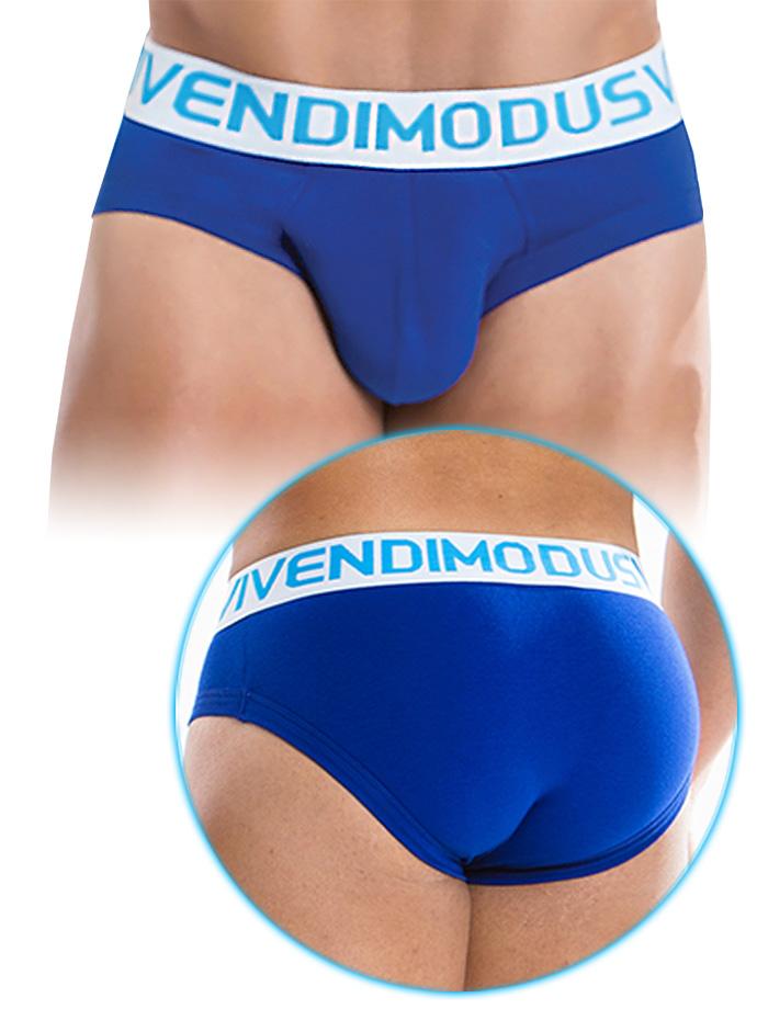 Slipy Modus Vivendi - Weekly - niebieskie