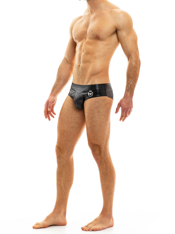 Modus Vivendi - Leather Brief - Black