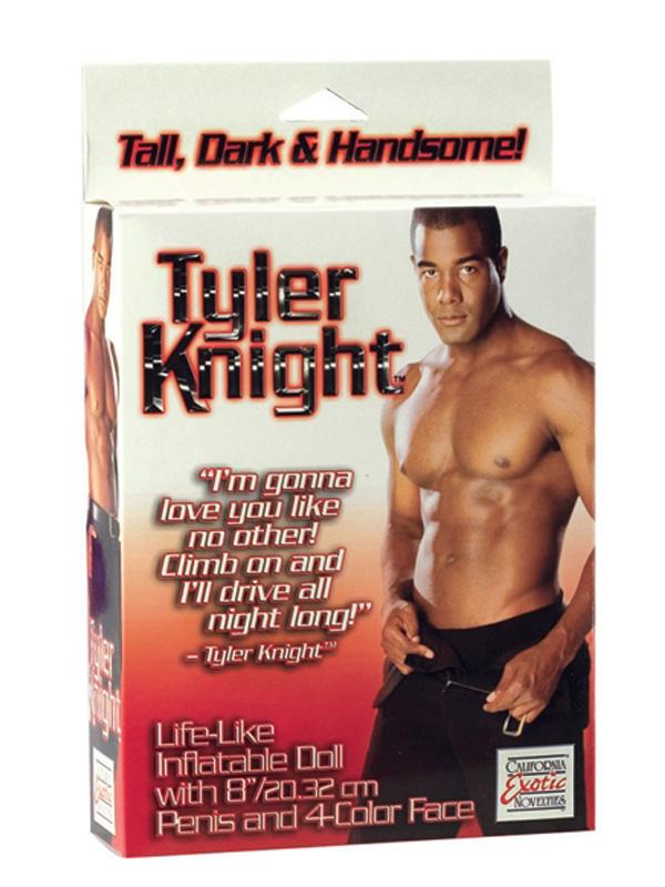 Dmuchana lalka męska Tyler Knight