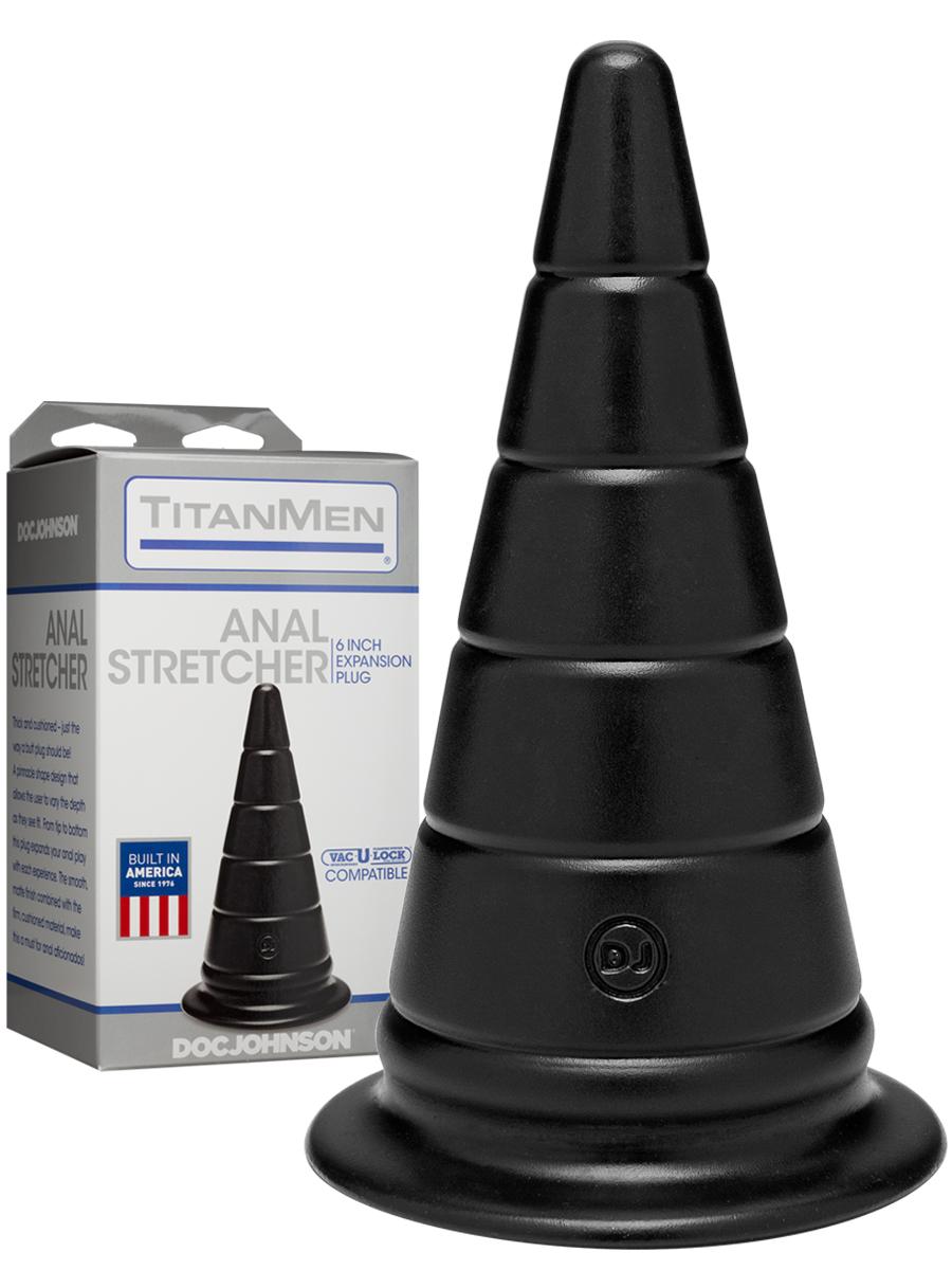 Titanmen Anal Stretcher -  17 cm Expansion Plug