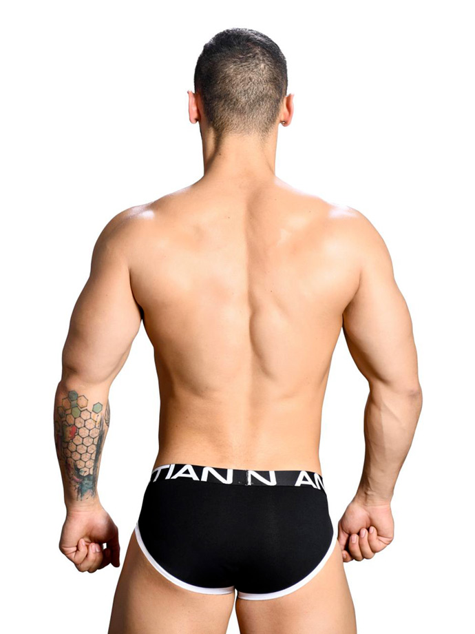 Andrew Christian - Show-It Brief - Black