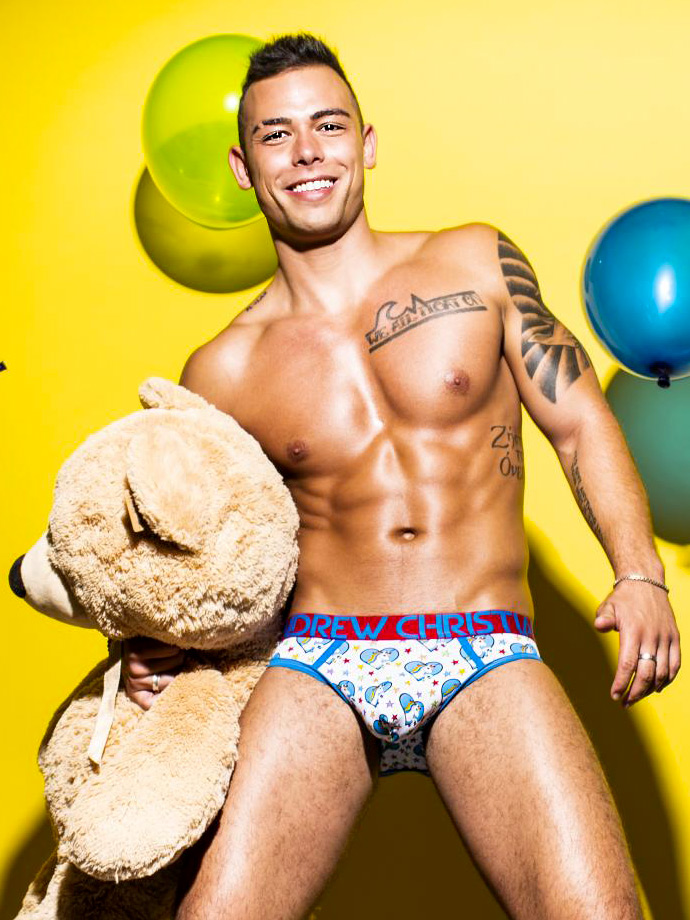 Andrew Christian - Ultra Unicorn Brief Almost Naked