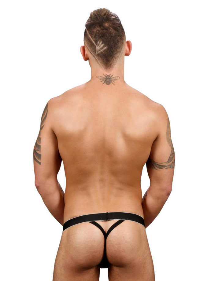 Andrew Christian - MASSIVE Glam C-Ring Y-Back Thong