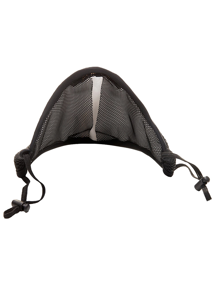 Barcode Berlin - Protective Mask with Filter - Black Shinie