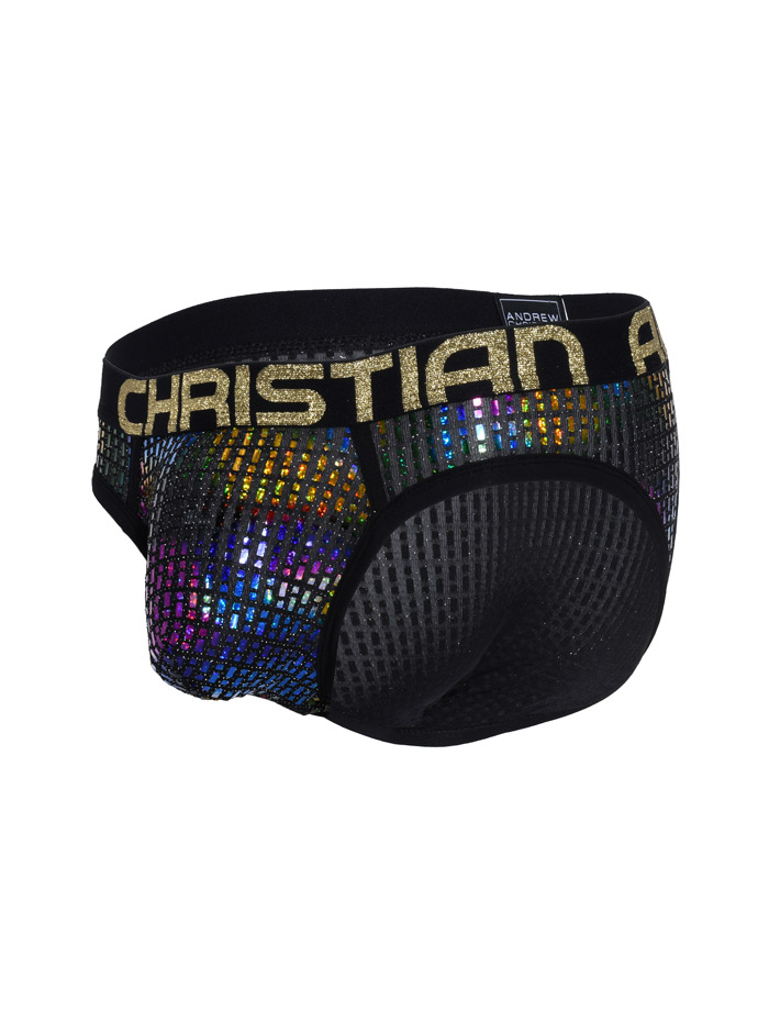 Andrew Christian - Disco Camo Brief Almost Naked