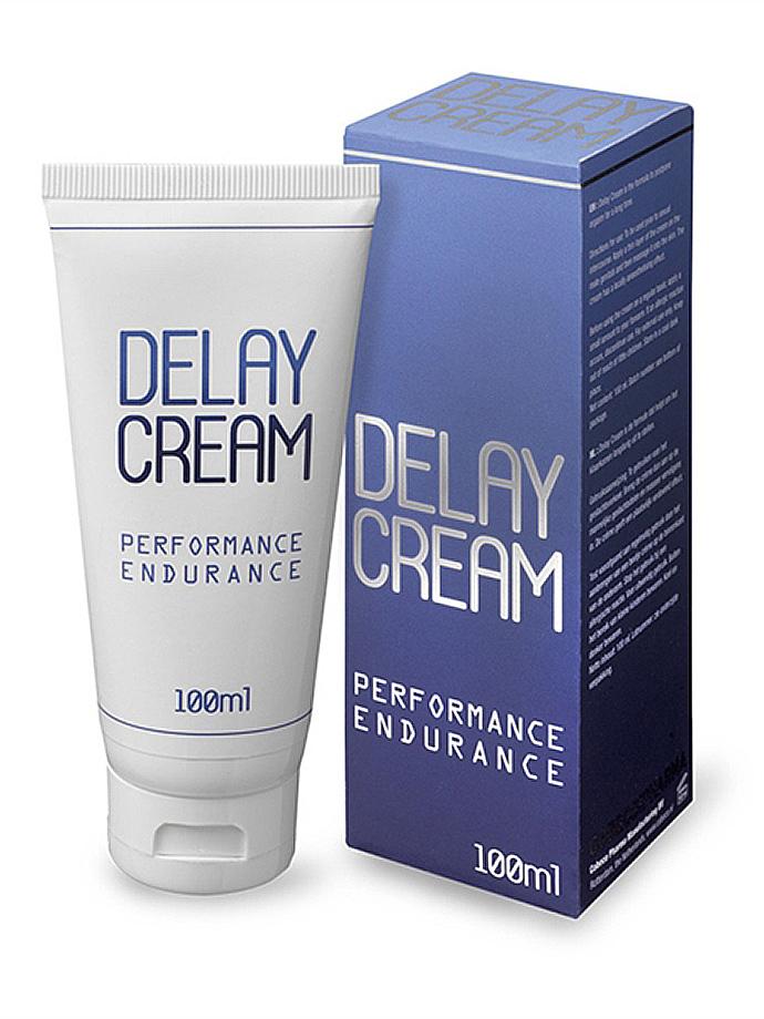 Krem opóźniający wytrysk- Delay Cream 100 ml
