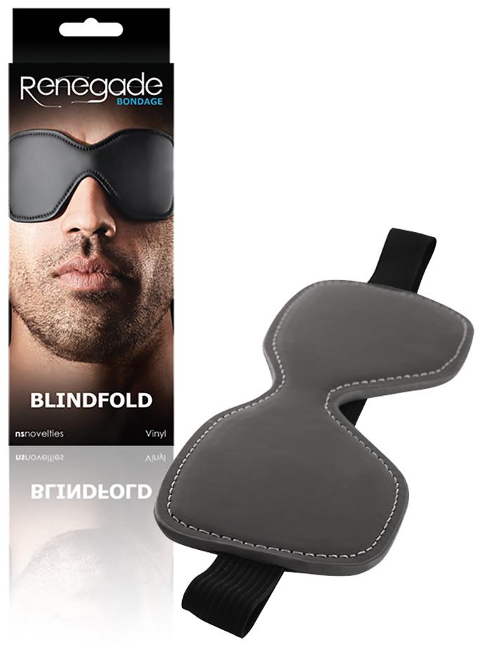 Opaska na oczy Renegade Bondage
