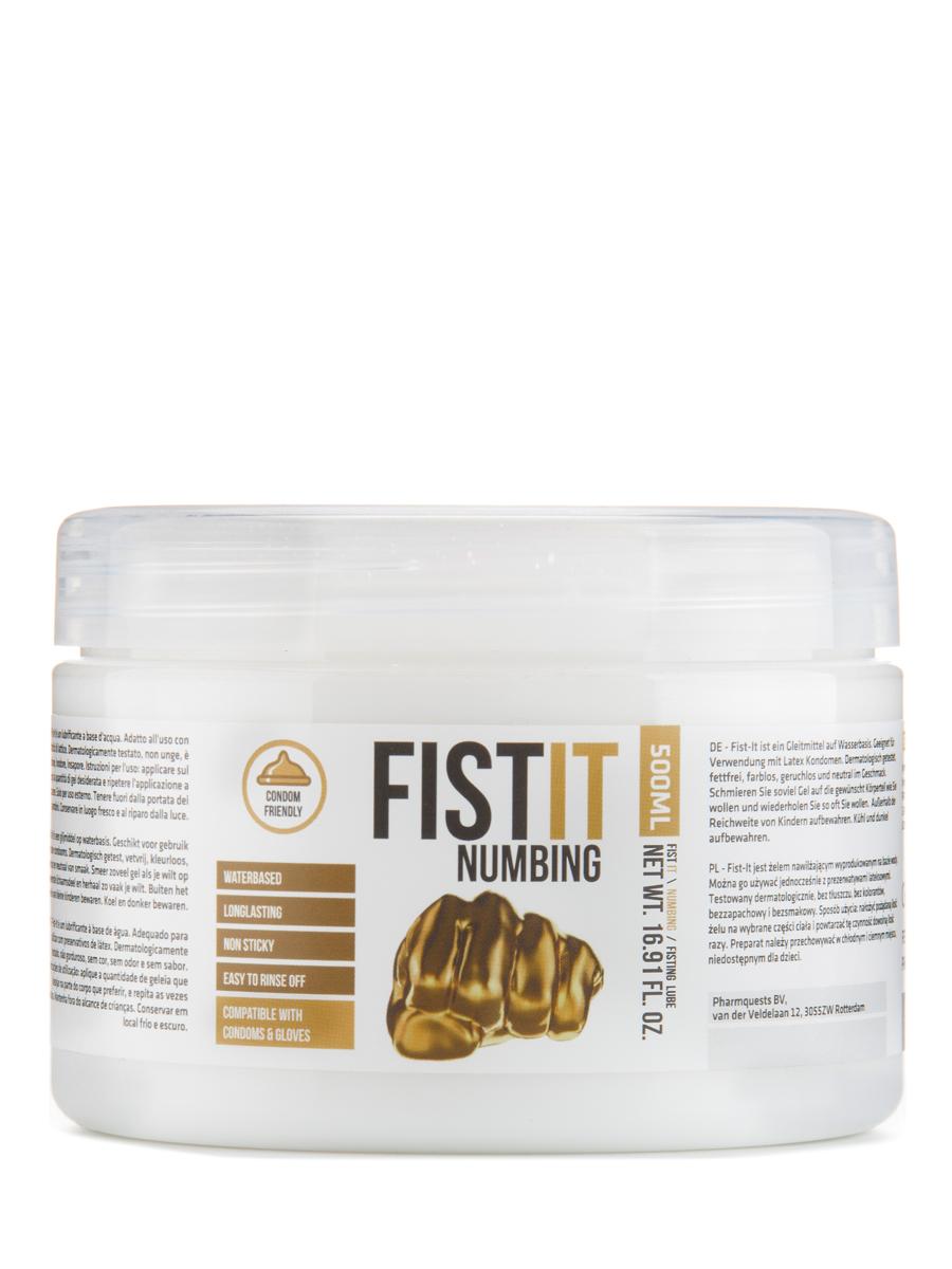 FistIt znieczulający na bazie wody 500 ml