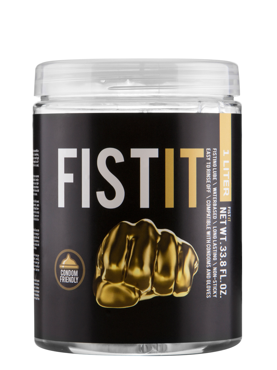 Lubrykant FistIt na bazie wody 1000 ml