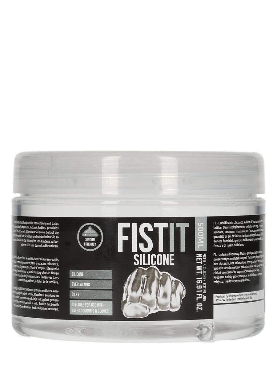 FistIt na bazie silikonu 500 ml