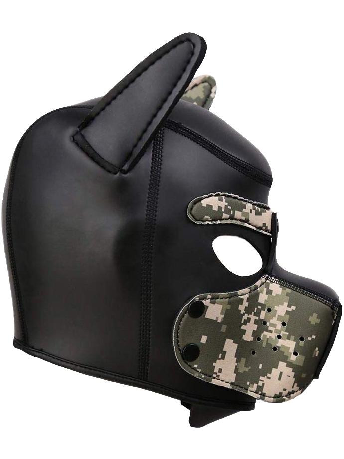 Pupplay Dog Mask - Camouflage