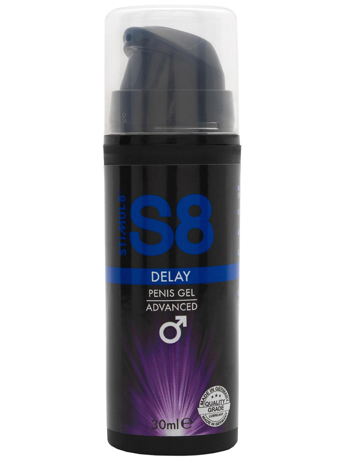 Żel opóźniający wytrysk S8 Delay Penis Gel