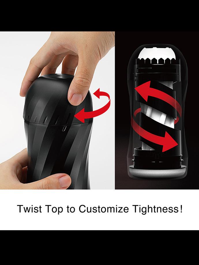 Masturbator próżniowy Tenga - Air-Tech Twist - Ripple