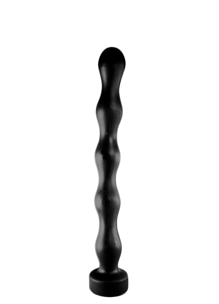 Czarne dildo All Black 69