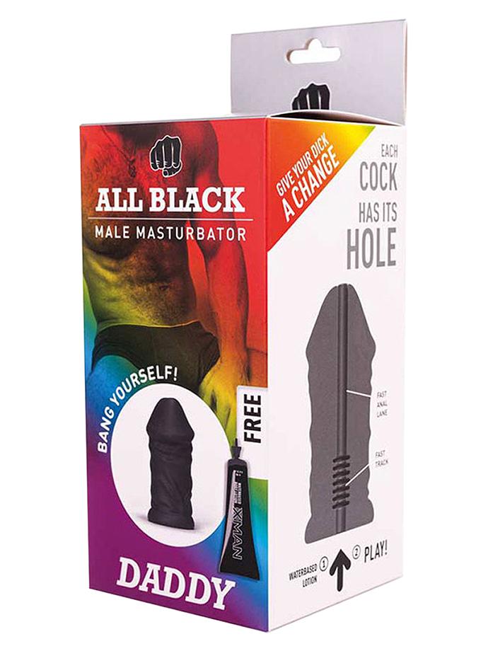 Masturbator Real Skin Touch - Daddy