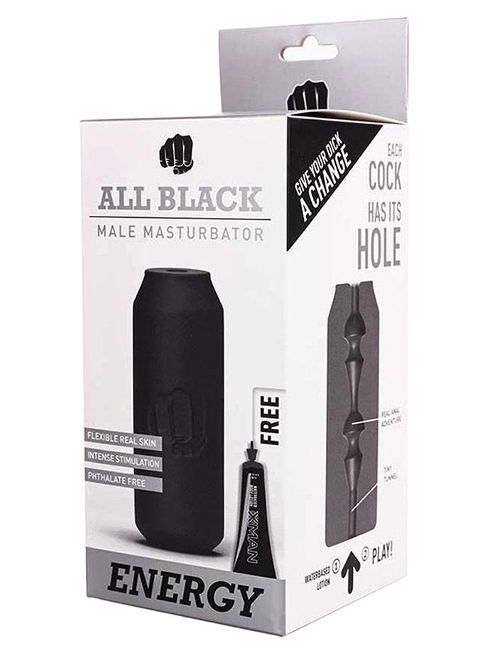 Masturbator Real Skin Touch - Energy