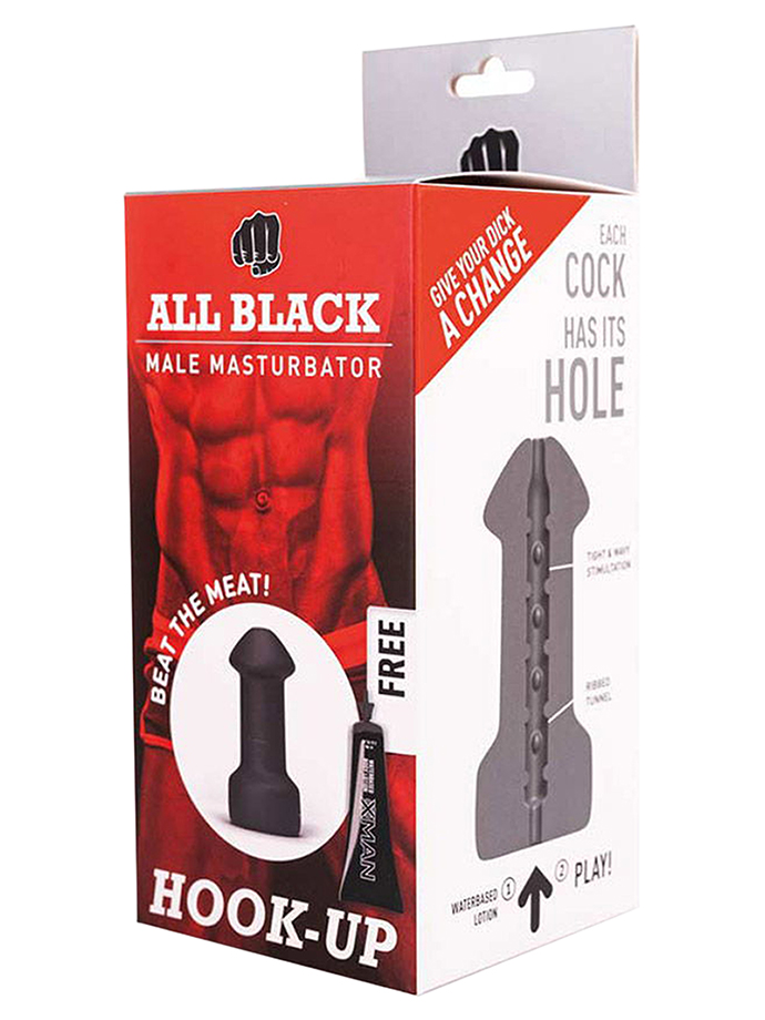 Masturbator Real Skin Touch - Hook-Up