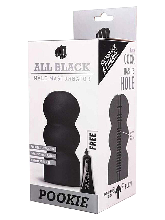 Masturbator Real Skin Touch - Pookie