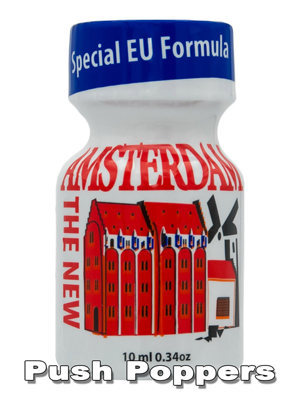 Poppers THE NEW AMSTERDAM EU 10 ml