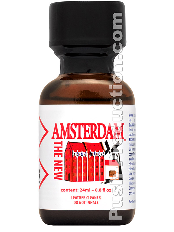 Poppers THE NEW AMSTERDAM 24 ml