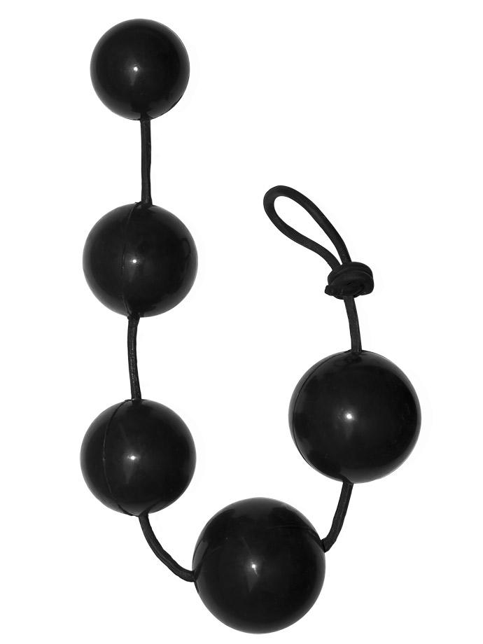 Kulki analne gumowe  - duże
