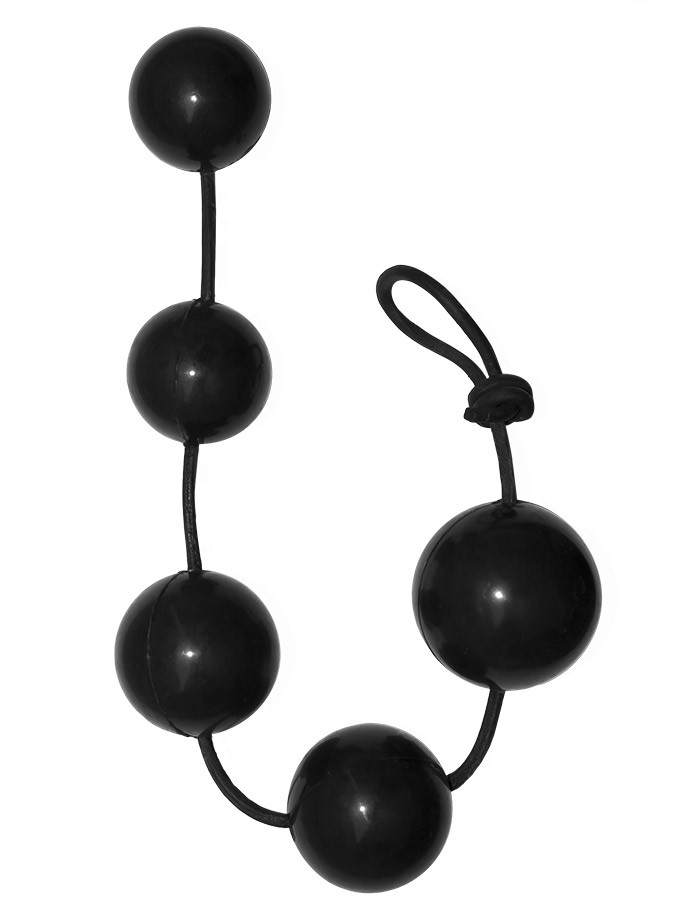 Kulki analne gumowe - małe