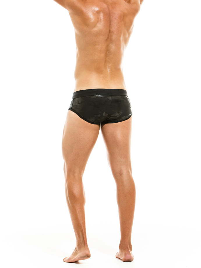 Modus Vivendi - Glitter Brief - Black