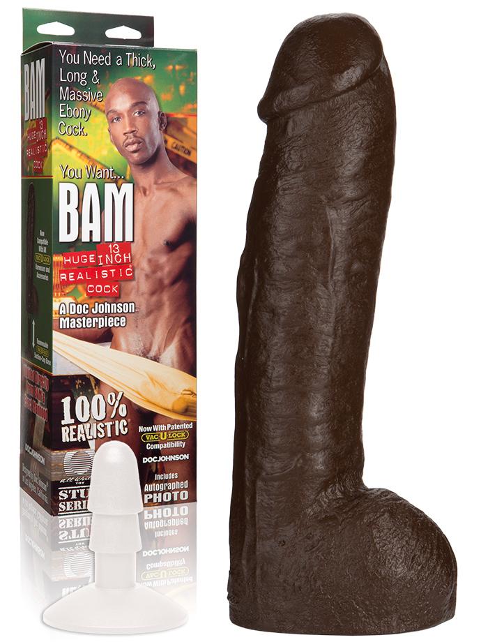 Bam - Ogromny realistyczny kutas