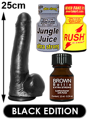 BLACK PORNSTAR PACK JEFF