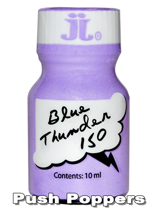 Poppers BLUE THUNDER - mały