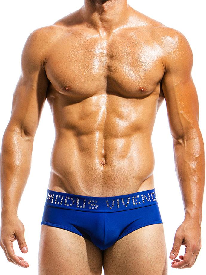 Modus Vivendi Slipy - Brand - niebieskie
