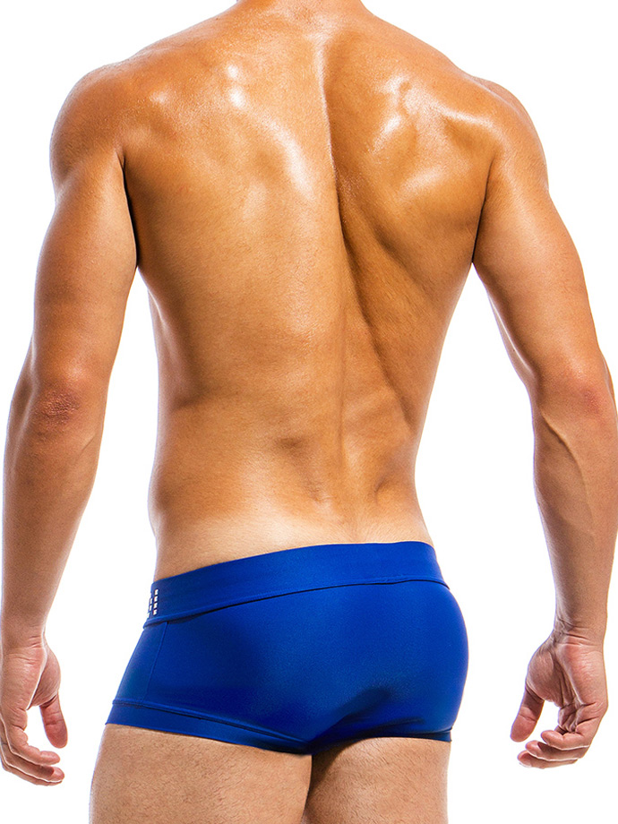 Modus Vivendi Bokserki - Brand Brazil Cut - niebieskie