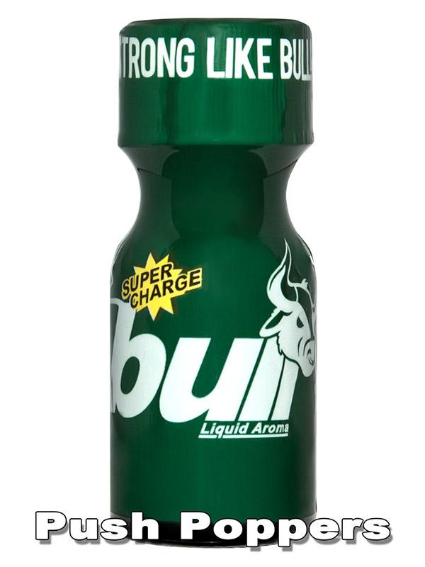 Poppers BULL 15 ml