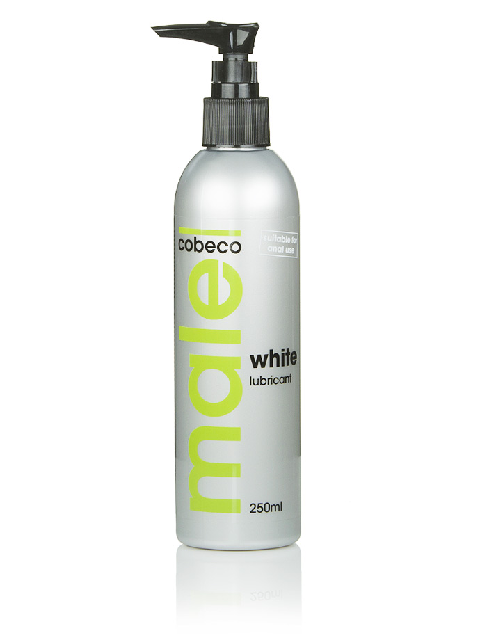 Lubrykant analny - Male White 250 ml