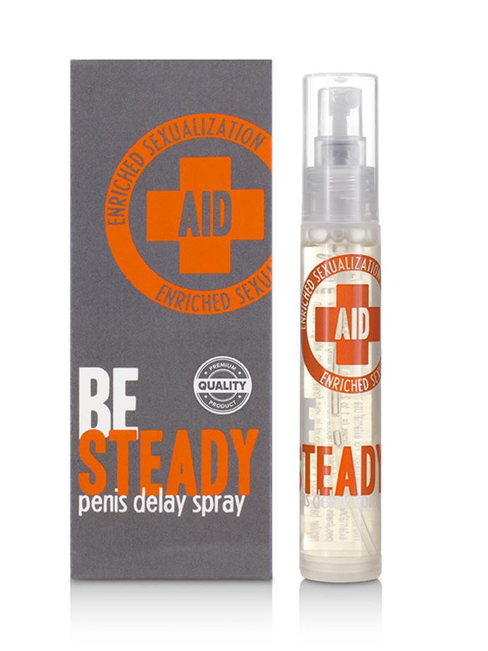 Spray opóźniający wytrysk AID Be Steady 12 ml