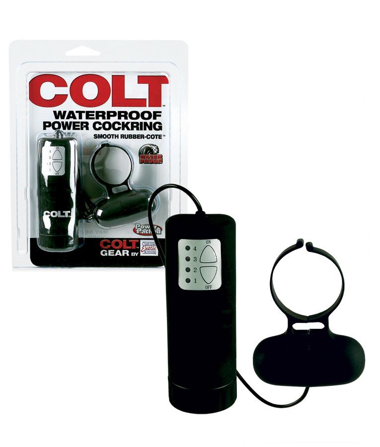 Pierścień wibracyjny COLT Wodoodporny