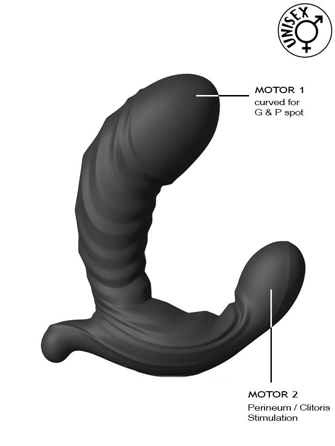 Dorcel Ultimate Expand Inflatable Prostate Massager
