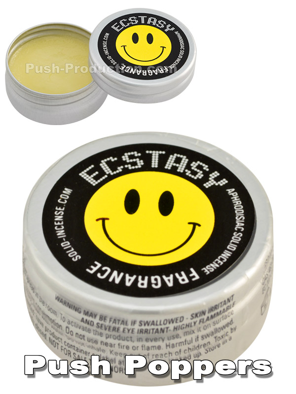 Poppers Solid ECSTASY - mały