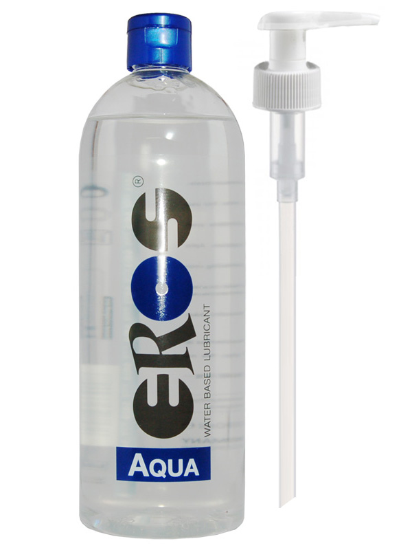 Lubrykant na bazie wody Eros Aqua - 1000 ml